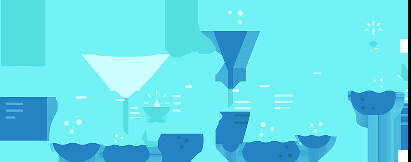 MyPharma Grafik blau transparent